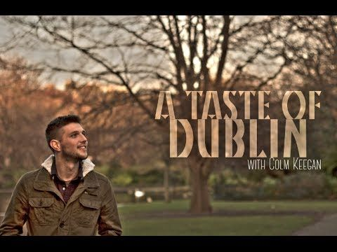 First of an online travel series around Ireland, Colm bring us on a trip around his hometown of Dublin to give you his suggestions on how to spend the perfect Valentine's Day in Dublin's Fair City xxx