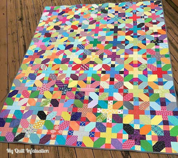 17 Best Images About Scrap Quilt Patterns On Pinterest