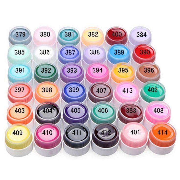 פוליש ציפורניים צבעוני למנורת UV 0.75$ | Shopanica - Online Shopping