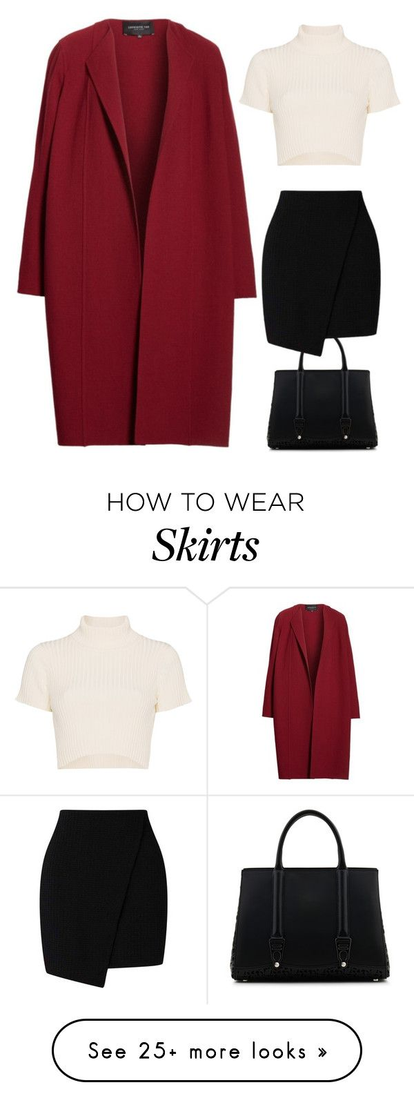 """"" by xonfident on Polyvore featuring La Perla, Lafayette 148 New York, Staud and Miss Selfridge"