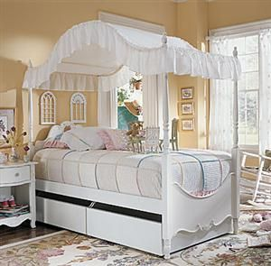 Canopies For Beds best 20+ girls canopy beds ideas on pinterest | canopy beds for