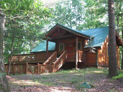 pet friendly cabins in north Georgia