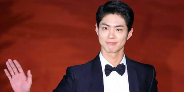 Park Bo-gum to host the '2016 KBS Drama Awards'!