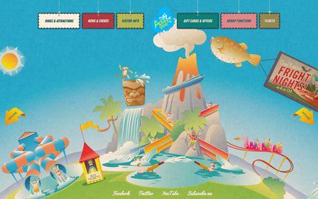 Adventure World | CSS Website