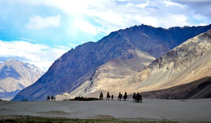 5 Reasons Why You Should Visit Ladakh