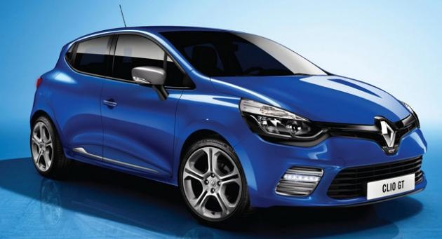 Renault To Bring New Clio GT by RenaultSport To Geneva