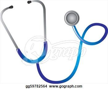 Stethoscope Drawing Download Royalty Free Vector Clipart Eps