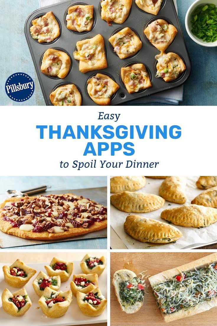 Easy thanksgiving apps to spoil your dinner with images