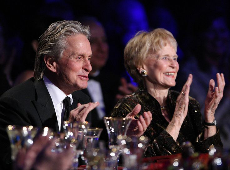 Her husband, Donald Webster, told The Hollywood Reporter... that she ... passed away at the Motion Picture and Television Fund nursing home ... after battling cancer. Diana was the first wife of ... actor Kirk Douglas, 98. They divorced in 1951. Diana also is survived by her and Kirk's son, Joel Douglas, a 68-year-old producer, and grandchildren Cameron Douglas, 36, as well as Dylan Michael Douglas, 14, and Carys Zeta Douglas, Michael's children with wife Catherine Zeta-Jones, 45.