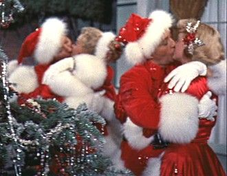 """Wallace and Davis are fat you know, we've gotta get some loot, we've gotta take the show to Chicago and Boston...No, no I can't make it, I'm going to be very busy...Wait a minute, I'll join you!"" ~ White Christmas, I can't go through the Christmas season without watching this movie at least 4 times..."