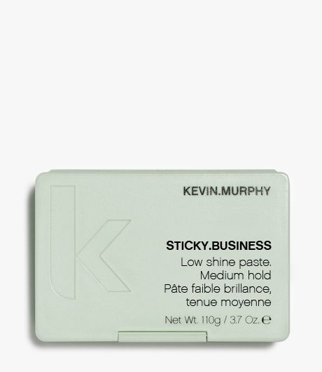 STICKY.BUSINESS Low shine paste. Medium Hold.