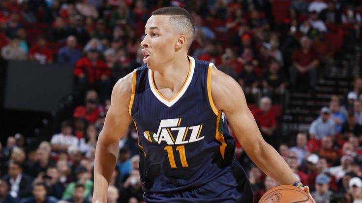 Dante Exum Talks Rudy Gobert Video Games and Getting Back On The Court