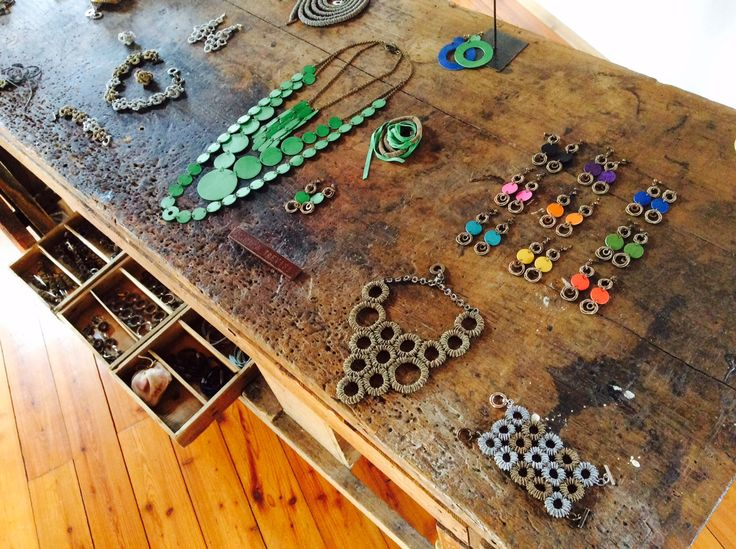A colorful lab today - jewels, jewelry, handmade, design jewelry