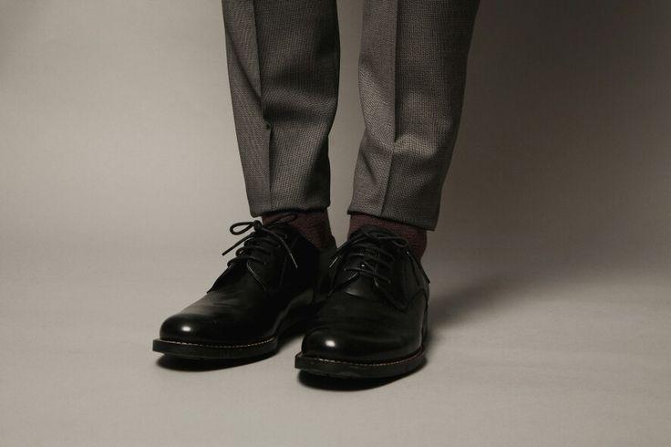 Gstar raw black shoes