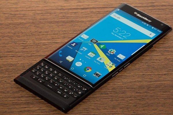 BlackBerry agora ocupa menos de 0,1% do mercado mundial de smartphones