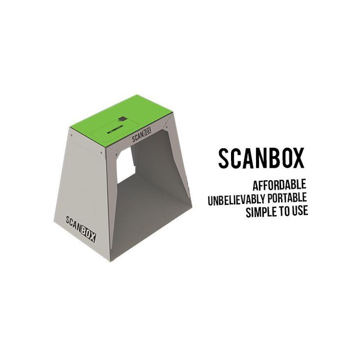 Scanbox - Φορητό Scanner