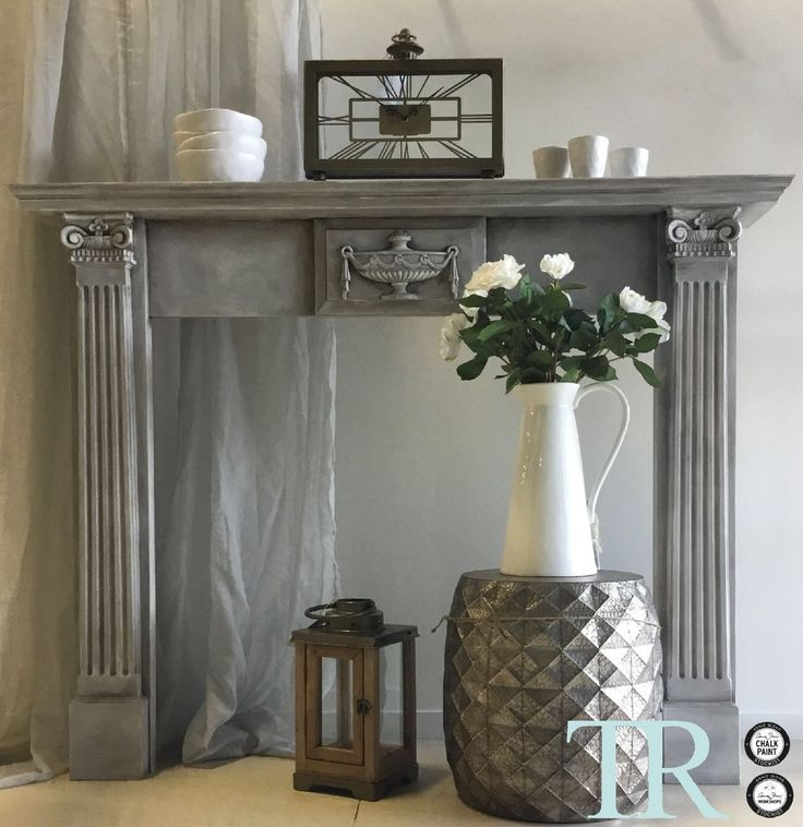 Adele is a beautiful solid Oak fire surround imported from the UK and painted in the TR Studio. A rare piece to find in NZ and would make a for beautiful decor