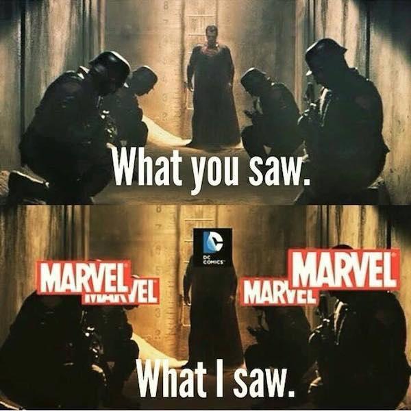 Batman v Superman versus funny reaction memes (25 Photos)