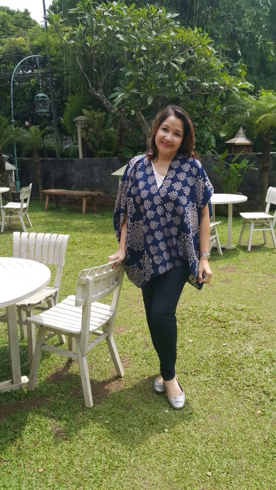 Kimono batik outer