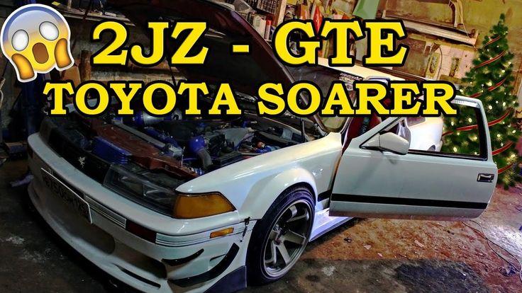Toyota Soarer 2JZ-GTE GZ20 от JDMachines