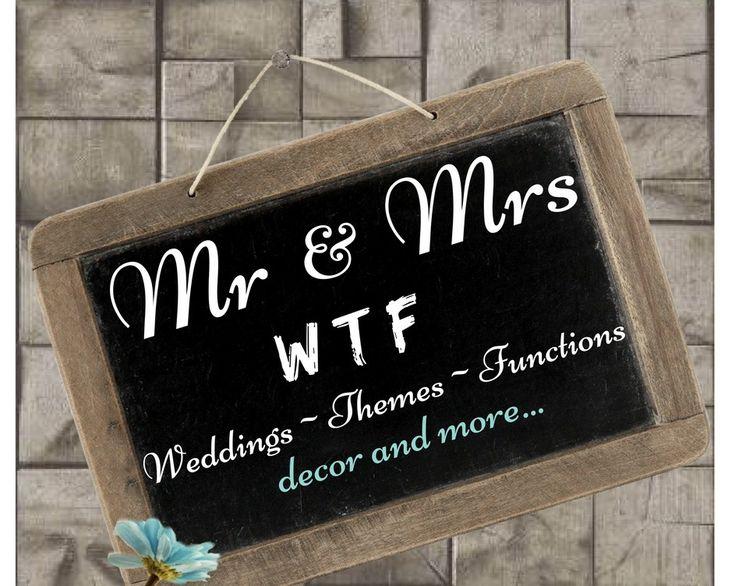 Mr&Mrs WTF