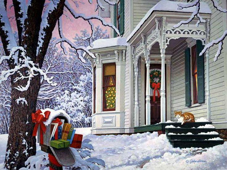 John Sloane - Christmas RFD