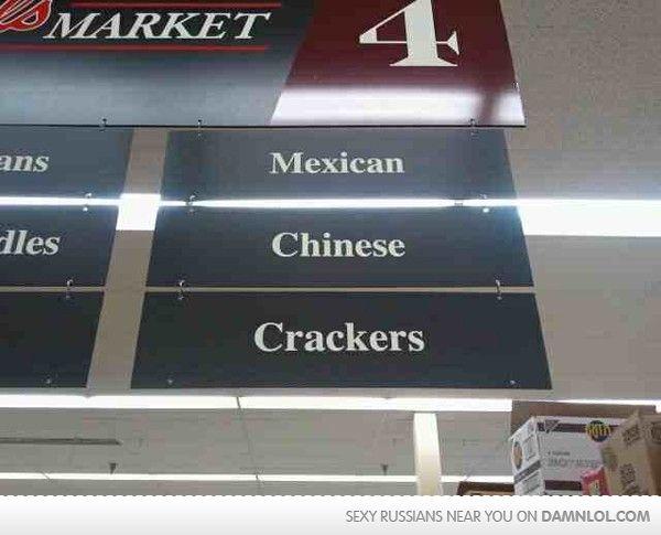 """I prefer the term """"Caucasian."""""""