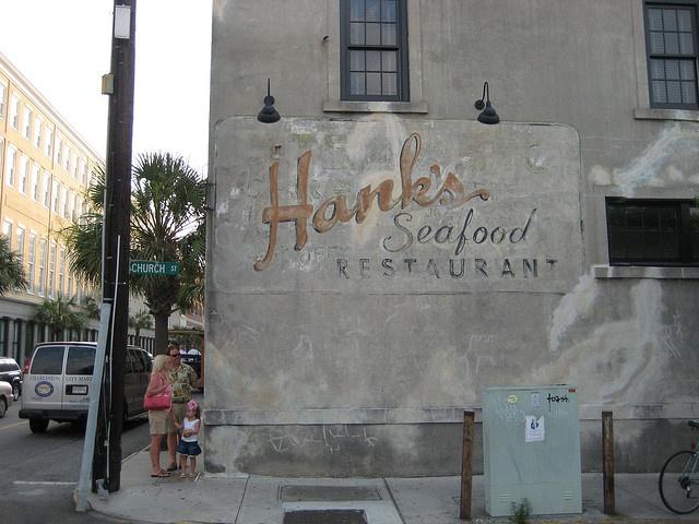 Hanks Seafood
