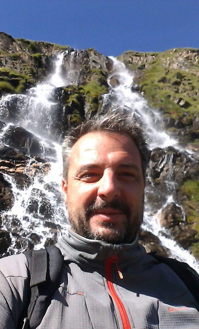 Foto Luglio 2016 - cascate alta Val Formazza - sentiero per GRIES PASS