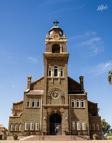 Our Lady of Guadalupe Church, Laredo, Tx.