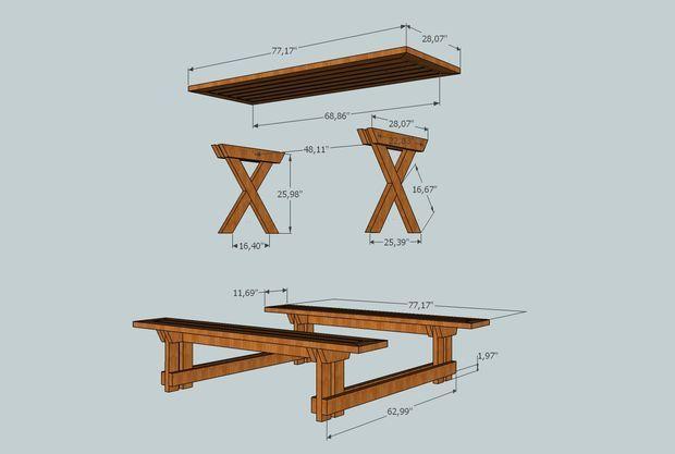 Picnic Table Picnic Table Diy Picnic Table Picnic