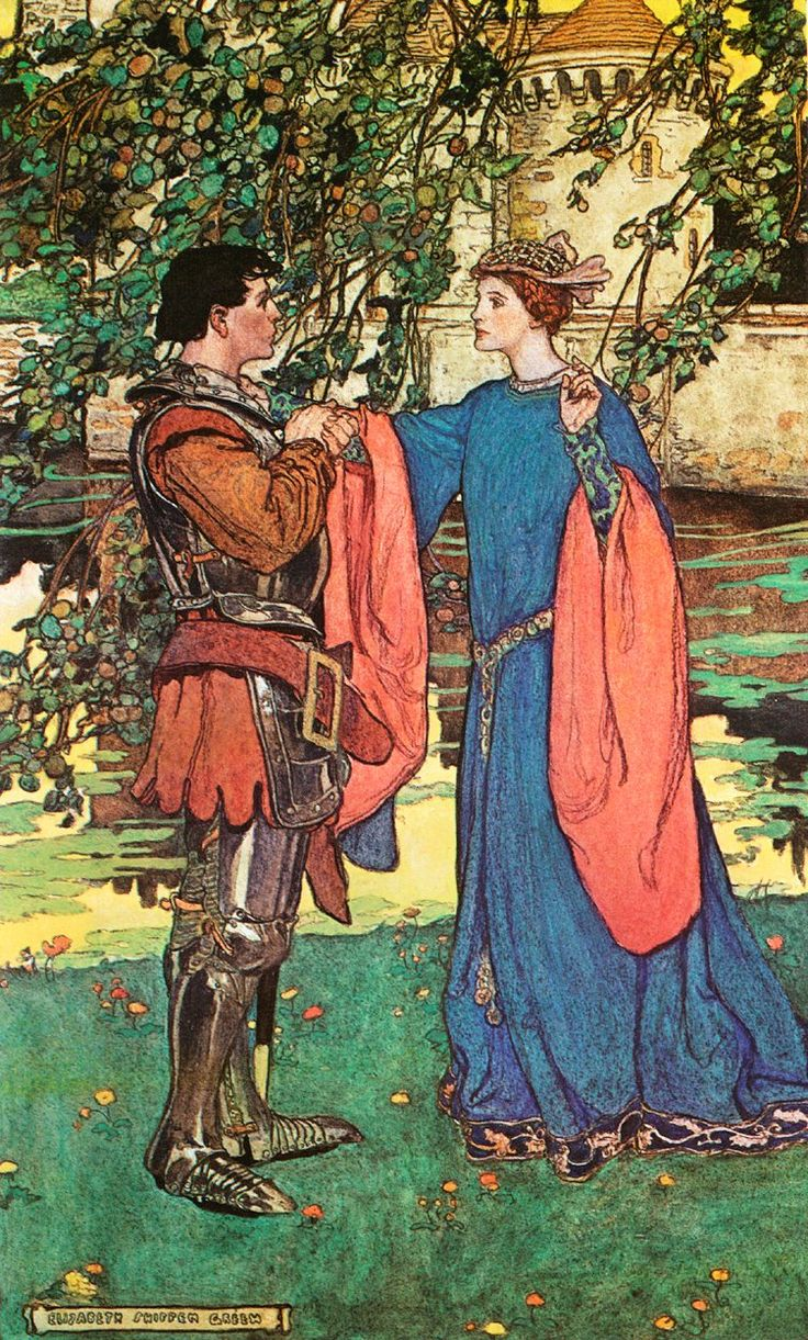 an analysis of elizabeth shippen green the illustrator of the new women About jessie willcox smith: united states illustrator famous for her work in magazines such as ladies in 1884 smith attended the school of design for women.