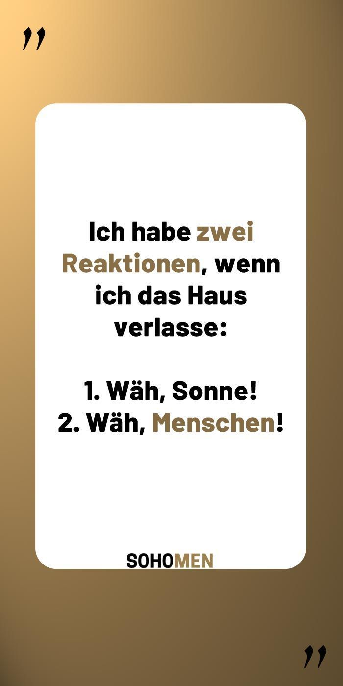 Lustige Spruche Lustig Witzig Funny Spruche Zitate Quote In 2020 German Quotes Funny Quotes Words