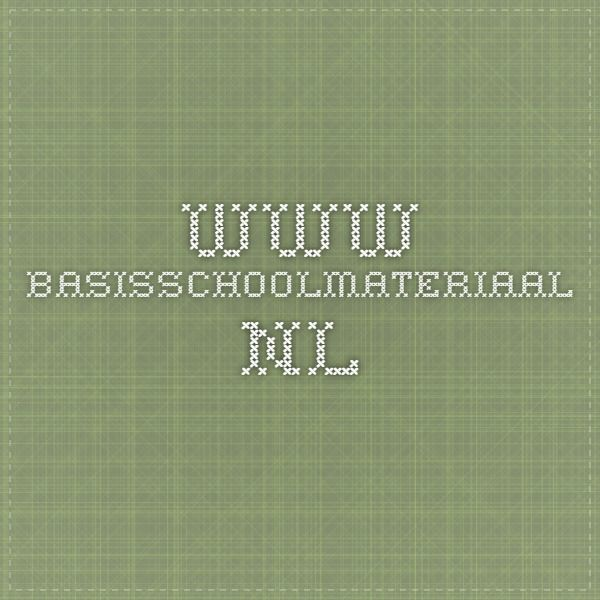 www.basisschoolmateriaal.nl