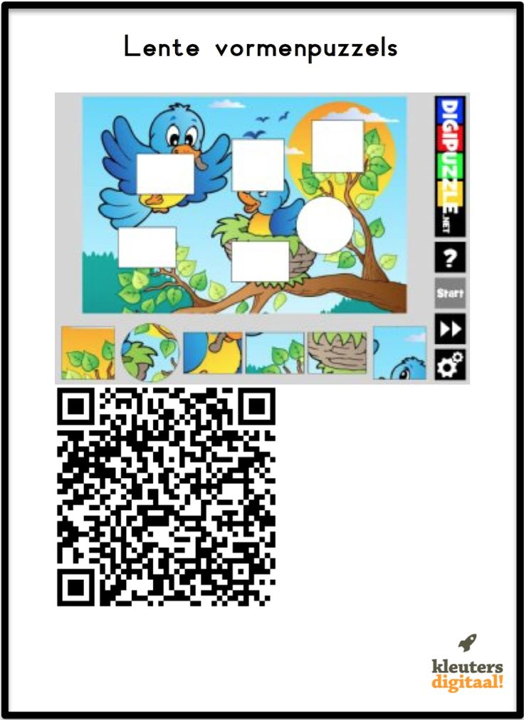 QR Codes thema lente