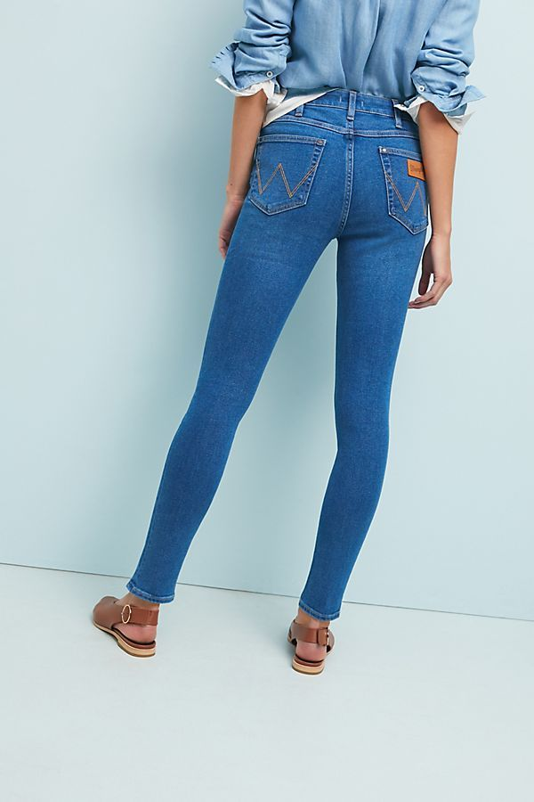high quality guarantee latest cheap for discount Wrangler High-Rise Skinny Jeans | Women's Fall Trends ...