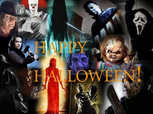 this is a little more traditional happy halloween - Halloween Scary Movies