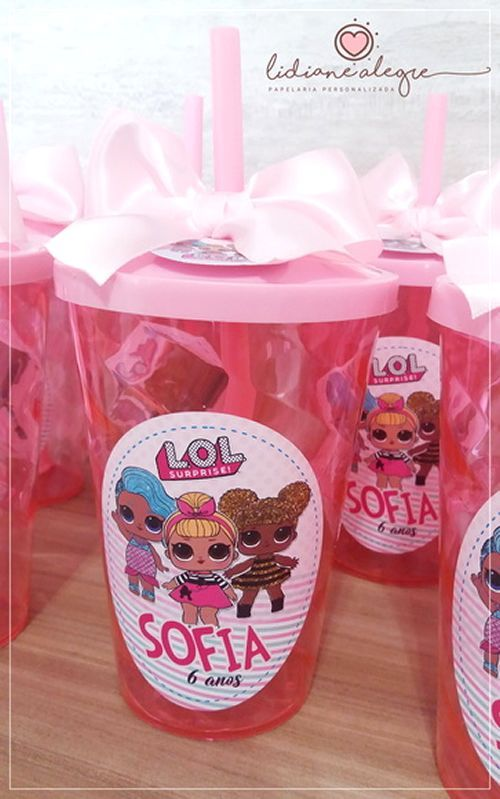 LOL Überraschungspuppe Party Favors   – LOL Surprise Dolls Party Ideas