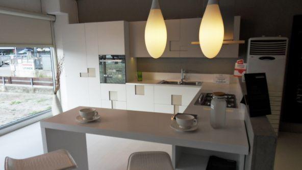 Cucina angolare Ernestomeda CARRE' a Vicenza