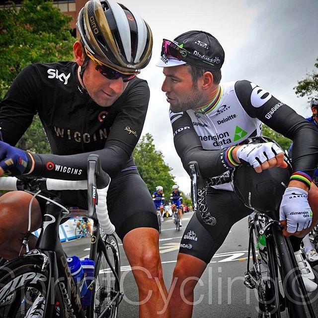 Brad Wiggins and Mark Cavendish stage 7 TOC 2016 @bettiniphoto