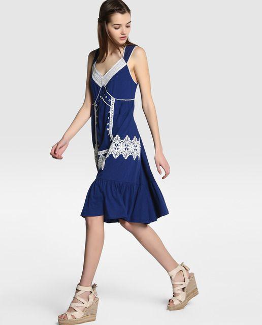 Tienes que ver lo mejor de vestidos Tintoretto. Gracias a catalogosdetiendas, descubrirás los precios de catálogo vestidos Tintoretto primavera-verano 2017
