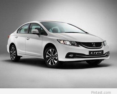 Honda Civic 2015 model