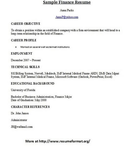 25+ ideias exclusivas de Carta de apresentação do currículo de - example of a resume cover letter