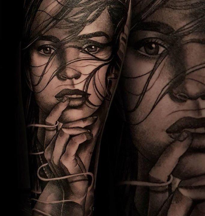 olio.tattoo Realistic Tattoo by @juangollaz from Black Diamond Tattoo - Venice, CA @juangollaz #realistic -- More at: https://olio.tattoo/tattoo-images/mentions:realistic