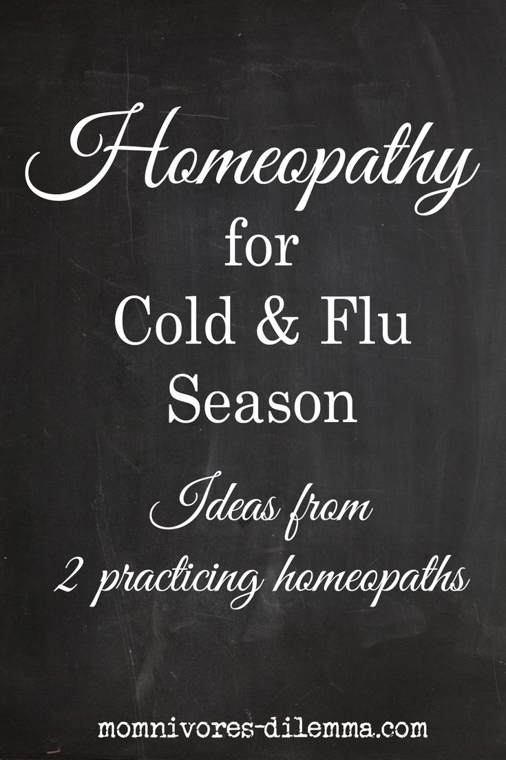 Homeopathic remedies for cold and flu season.  A must-read for those into alternative health care! 2 homeopathy wage in with their ideas...#homeopathy
