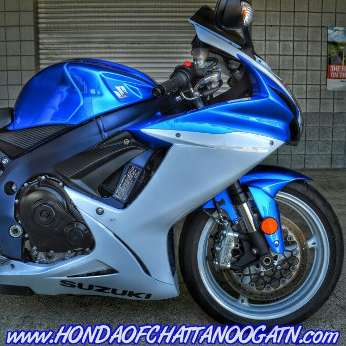Used GSXR 600 For Sale - Chattanooga TN area Pre Owned Motorcycles at Honda of Chattanooga. Visit our website for more information www.HondaofChattanoogaTN.com