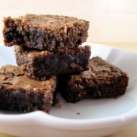 Katharine Hepburn's Brownies - square | Brownies and Bars...oh my | P ...