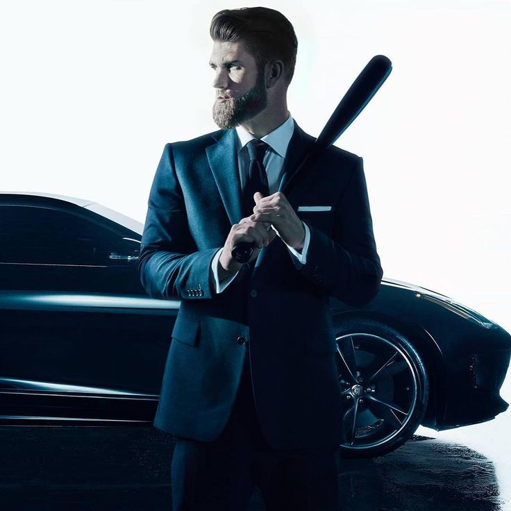 Galerry 40 Awesome Bryce Harper's Haircuts [2017 Inspiration ]