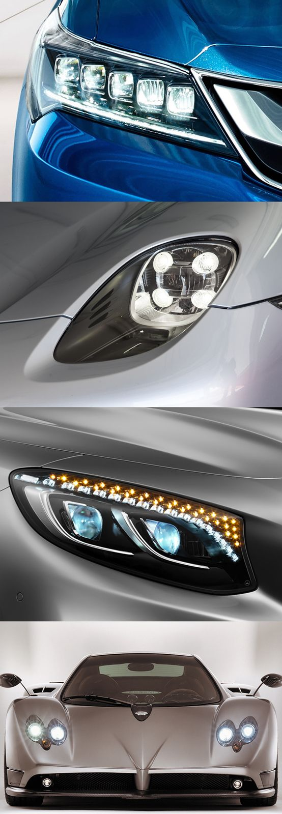 The 10 #Most #Identifiable #Car #Headlights on the #Road
