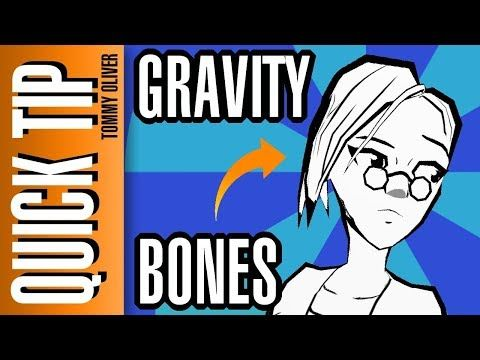 Make Your Armature React to Gravity! | Blender Quick Tip - YouTube
